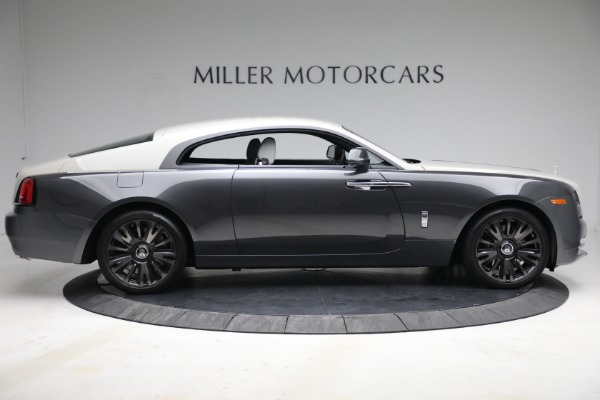 Used 2020 Rolls-Royce Wraith for sale Call for price at Bentley Greenwich in Greenwich CT 06830 10