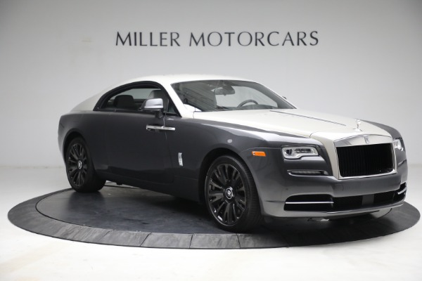 Used 2020 Rolls-Royce Wraith for sale Call for price at Bentley Greenwich in Greenwich CT 06830 12