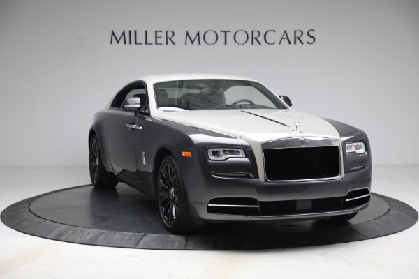 Used 2020 Rolls-Royce Wraith for sale Call for price at Bentley Greenwich in Greenwich CT 06830 13