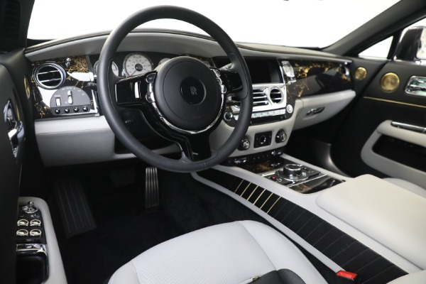 Used 2020 Rolls-Royce Wraith for sale Call for price at Bentley Greenwich in Greenwich CT 06830 14