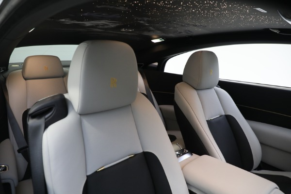 Used 2020 Rolls-Royce Wraith for sale Call for price at Bentley Greenwich in Greenwich CT 06830 17