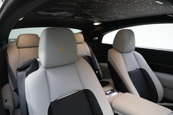 Used 2020 Rolls-Royce Wraith for sale Call for price at Bentley Greenwich in Greenwich CT 06830 18