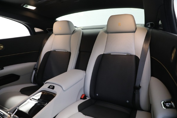 Used 2020 Rolls-Royce Wraith for sale Call for price at Bentley Greenwich in Greenwich CT 06830 19