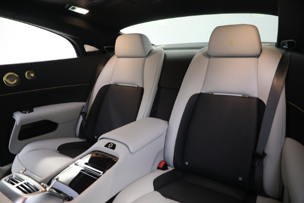Used 2020 Rolls-Royce Wraith for sale Call for price at Bentley Greenwich in Greenwich CT 06830 20