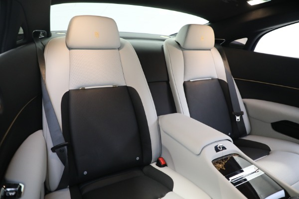 Used 2020 Rolls-Royce Wraith for sale Call for price at Bentley Greenwich in Greenwich CT 06830 21