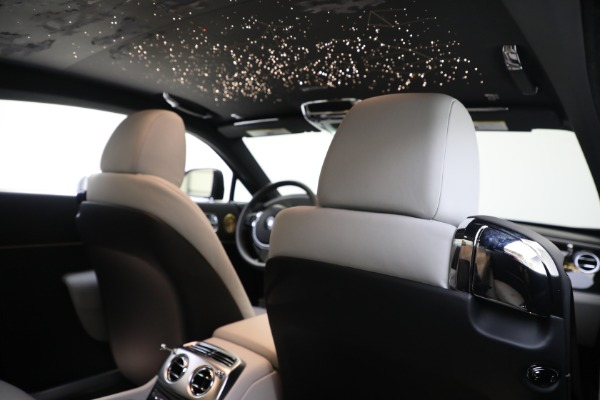 Used 2020 Rolls-Royce Wraith for sale Call for price at Bentley Greenwich in Greenwich CT 06830 23