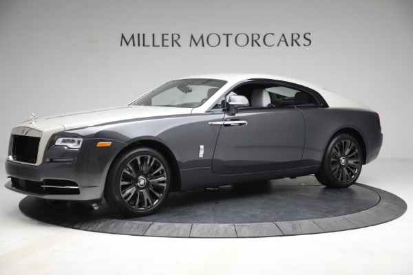 Used 2020 Rolls-Royce Wraith for sale Call for price at Bentley Greenwich in Greenwich CT 06830 3