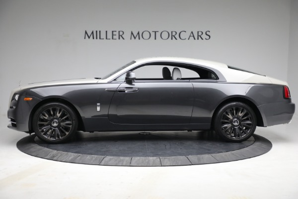 Used 2020 Rolls-Royce Wraith for sale Call for price at Bentley Greenwich in Greenwich CT 06830 4