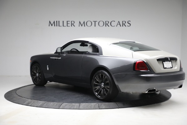 Used 2020 Rolls-Royce Wraith for sale Call for price at Bentley Greenwich in Greenwich CT 06830 5