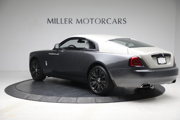 Used 2020 Rolls-Royce Wraith for sale Call for price at Bentley Greenwich in Greenwich CT 06830 6