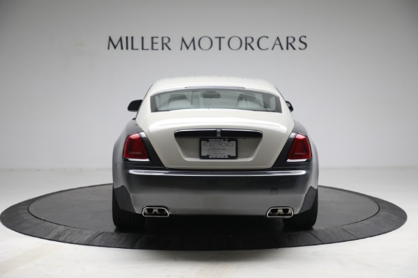 Used 2020 Rolls-Royce Wraith for sale Call for price at Bentley Greenwich in Greenwich CT 06830 7