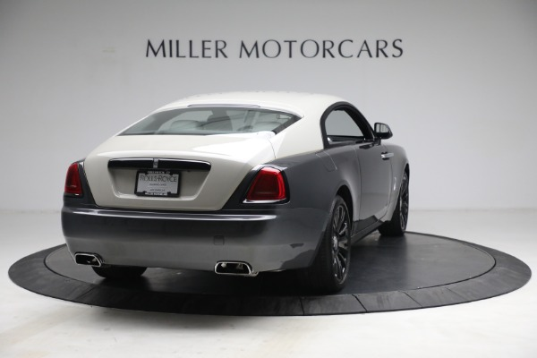 Used 2020 Rolls-Royce Wraith for sale Call for price at Bentley Greenwich in Greenwich CT 06830 8