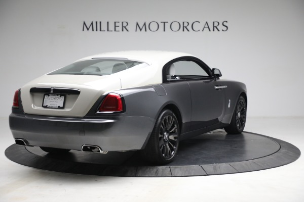 Used 2020 Rolls-Royce Wraith for sale Call for price at Bentley Greenwich in Greenwich CT 06830 9