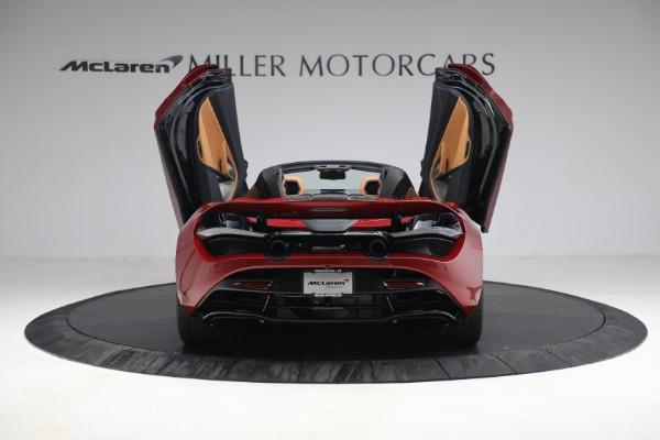 New 2022 McLaren 720S Spider for sale $382,090 at Bentley Greenwich in Greenwich CT 06830 17