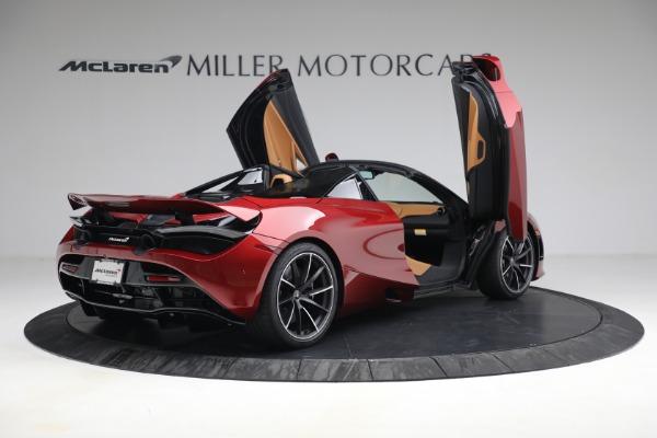 New 2022 McLaren 720S Spider for sale $382,090 at Bentley Greenwich in Greenwich CT 06830 18