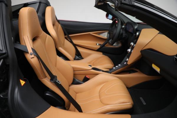 New 2022 McLaren 720S Spider for sale $382,090 at Bentley Greenwich in Greenwich CT 06830 26