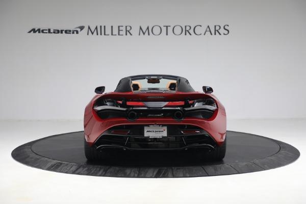 New 2022 McLaren 720S Spider for sale $382,090 at Bentley Greenwich in Greenwich CT 06830 6