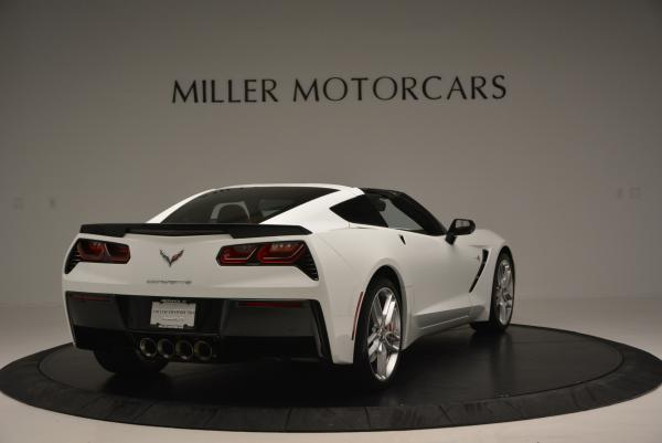 Used 2014 Chevrolet Corvette Stingray Z51 for sale Sold at Bentley Greenwich in Greenwich CT 06830 11