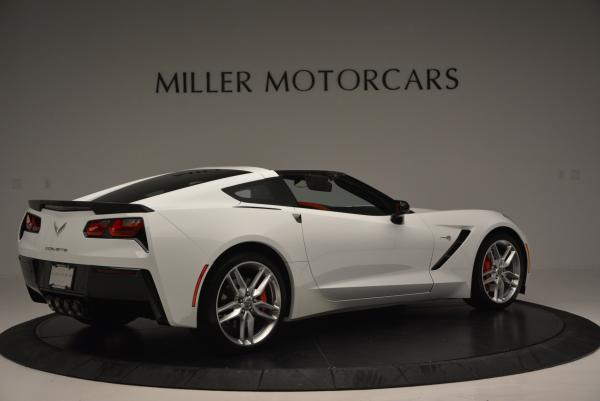 Used 2014 Chevrolet Corvette Stingray Z51 for sale Sold at Bentley Greenwich in Greenwich CT 06830 12