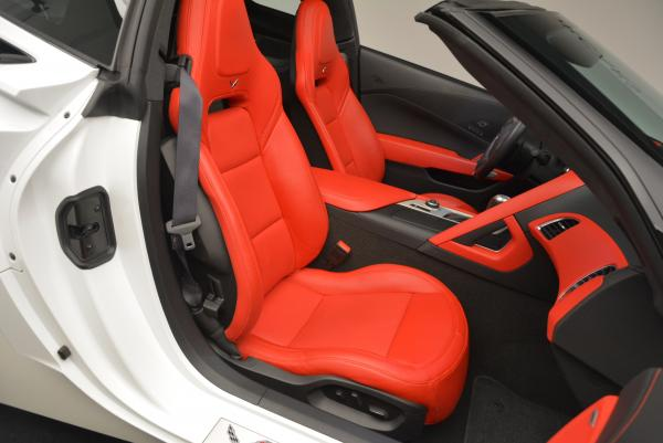Used 2014 Chevrolet Corvette Stingray Z51 for sale Sold at Bentley Greenwich in Greenwich CT 06830 22