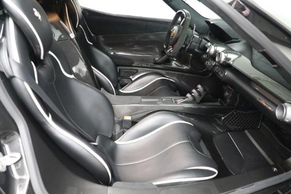 Used 2014 Ferrari LaFerrari for sale Call for price at Bentley Greenwich in Greenwich CT 06830 20