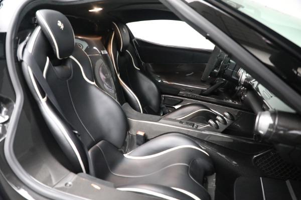 Used 2014 Ferrari LaFerrari for sale Call for price at Bentley Greenwich in Greenwich CT 06830 21