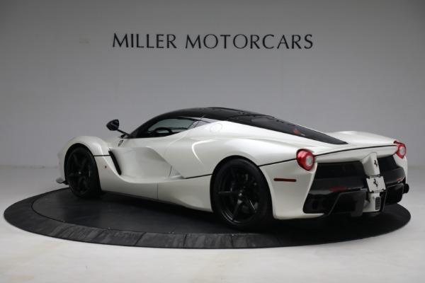 Used 2014 Ferrari LaFerrari for sale Call for price at Bentley Greenwich in Greenwich CT 06830 6