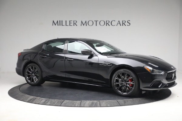 New 2022 Maserati Ghibli Modena Q4 for sale $103,855 at Bentley Greenwich in Greenwich CT 06830 10