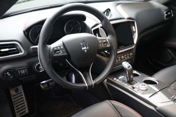 New 2022 Maserati Ghibli Modena Q4 for sale $103,855 at Bentley Greenwich in Greenwich CT 06830 16