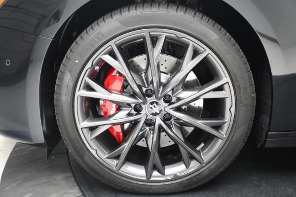 New 2022 Maserati Ghibli Modena Q4 for sale $103,855 at Bentley Greenwich in Greenwich CT 06830 18