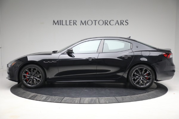 New 2022 Maserati Ghibli Modena Q4 for sale $103,855 at Bentley Greenwich in Greenwich CT 06830 3