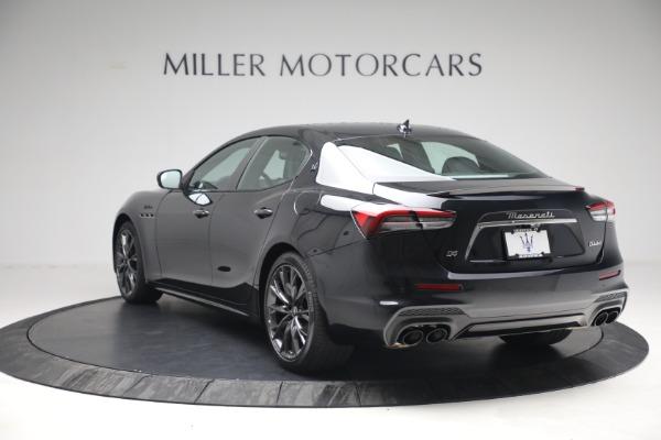 New 2022 Maserati Ghibli Modena Q4 for sale $103,855 at Bentley Greenwich in Greenwich CT 06830 5