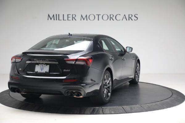 New 2022 Maserati Ghibli Modena Q4 for sale $103,855 at Bentley Greenwich in Greenwich CT 06830 7