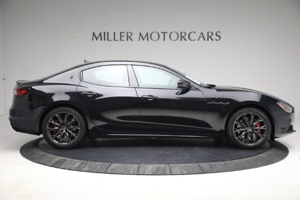 New 2022 Maserati Ghibli Modena Q4 for sale $103,855 at Bentley Greenwich in Greenwich CT 06830 9