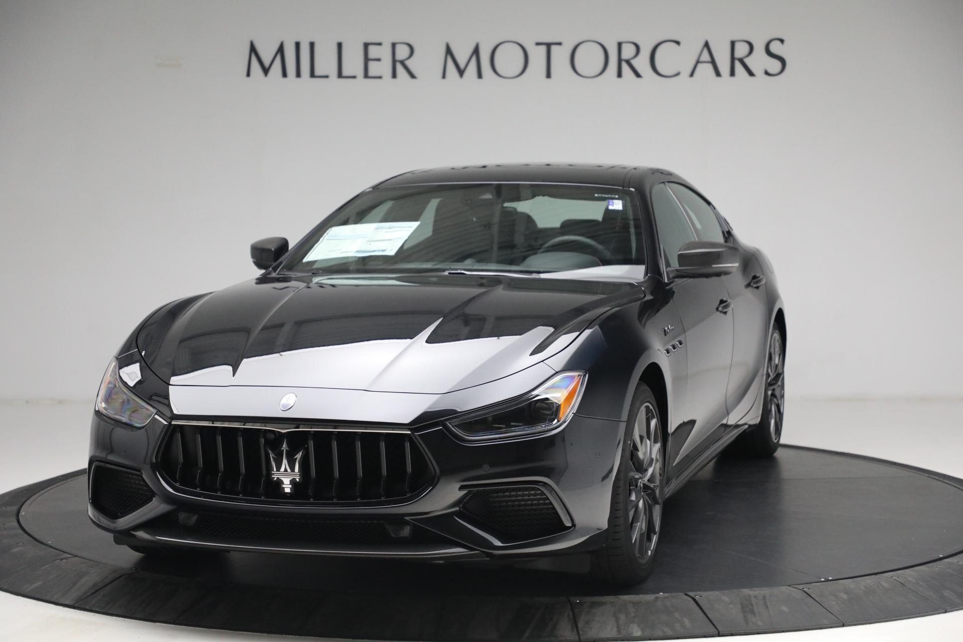 New 2022 Maserati Ghibli Modena Q4 for sale $103,855 at Bentley Greenwich in Greenwich CT 06830 1