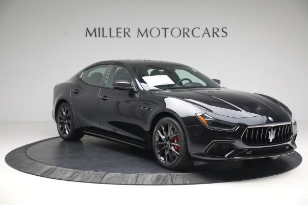 New 2022 Maserati Ghibli Modena Q4 for sale $103,855 at Bentley Greenwich in Greenwich CT 06830 11