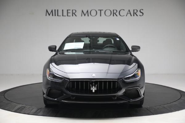 New 2022 Maserati Ghibli Modena Q4 for sale $103,855 at Bentley Greenwich in Greenwich CT 06830 12