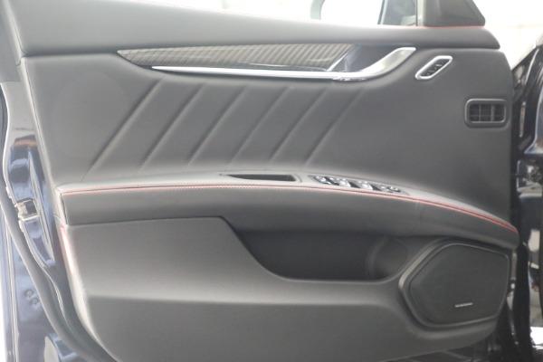 New 2022 Maserati Ghibli Modena Q4 for sale $103,855 at Bentley Greenwich in Greenwich CT 06830 13