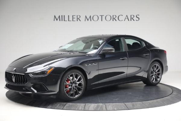 New 2022 Maserati Ghibli Modena Q4 for sale $103,855 at Bentley Greenwich in Greenwich CT 06830 2