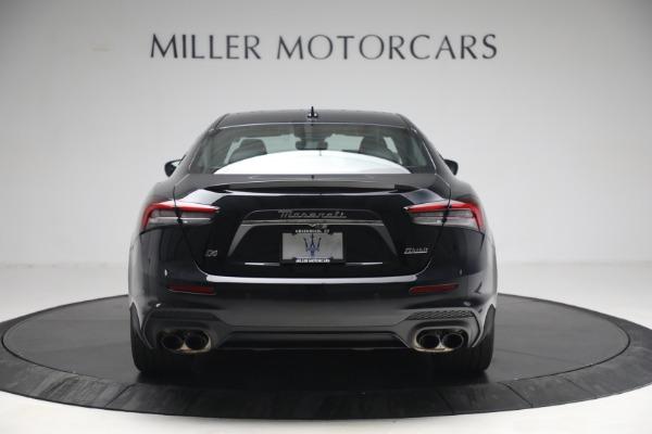 New 2022 Maserati Ghibli Modena Q4 for sale $103,855 at Bentley Greenwich in Greenwich CT 06830 6