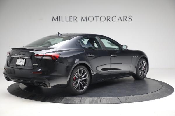 New 2022 Maserati Ghibli Modena Q4 for sale $103,855 at Bentley Greenwich in Greenwich CT 06830 8