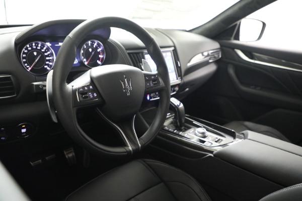 New 2022 Maserati Levante Modena for sale $108,775 at Bentley Greenwich in Greenwich CT 06830 14