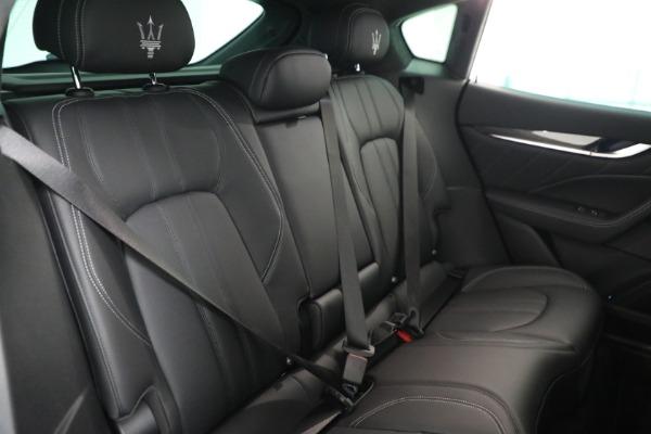 New 2022 Maserati Levante Modena for sale $108,775 at Bentley Greenwich in Greenwich CT 06830 17