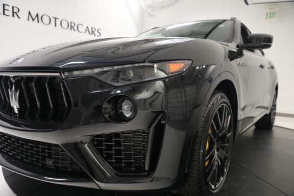 New 2022 Maserati Levante Modena for sale $108,775 at Bentley Greenwich in Greenwich CT 06830 22