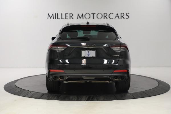 New 2022 Maserati Levante Modena for sale $108,775 at Bentley Greenwich in Greenwich CT 06830 8