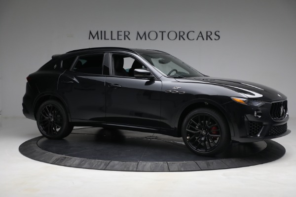 New 2022 Maserati Levante GT for sale Call for price at Bentley Greenwich in Greenwich CT 06830 10