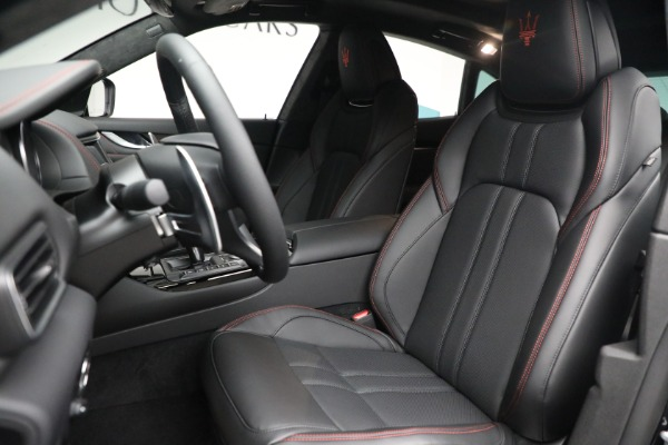 New 2022 Maserati Levante GT for sale Call for price at Bentley Greenwich in Greenwich CT 06830 15