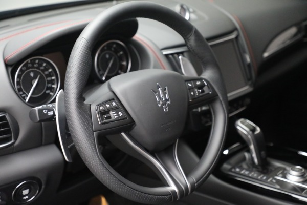New 2022 Maserati Levante GT for sale Call for price at Bentley Greenwich in Greenwich CT 06830 17