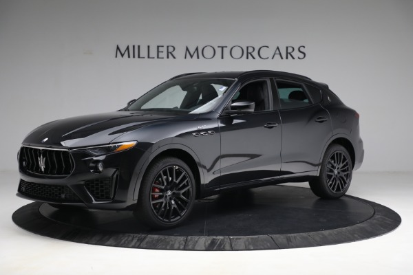 New 2022 Maserati Levante GT for sale Call for price at Bentley Greenwich in Greenwich CT 06830 2