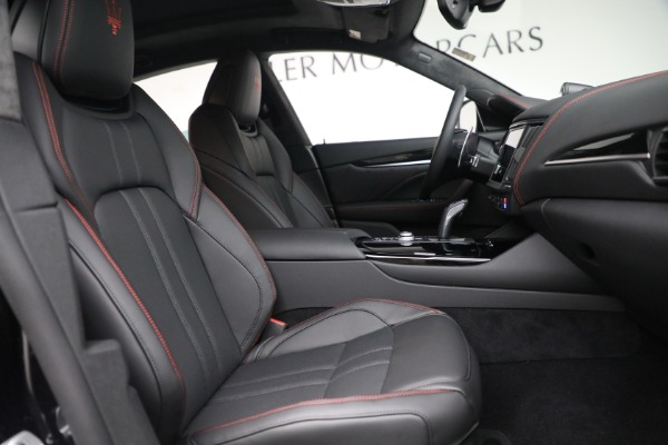 New 2022 Maserati Levante GT for sale Call for price at Bentley Greenwich in Greenwich CT 06830 25